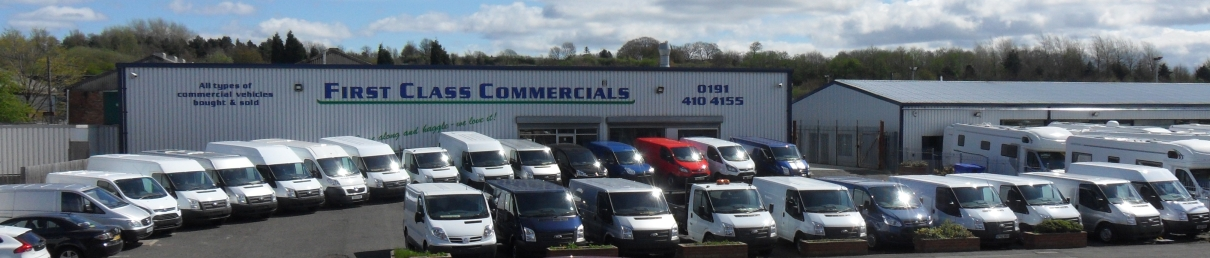First Class Commercials Birtley